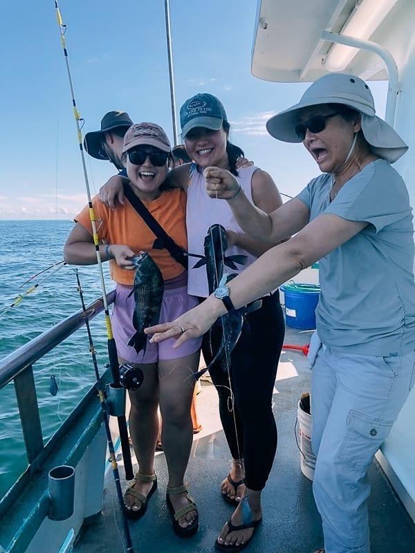 The Woks of Life goes fishing, thewoksoflife.com