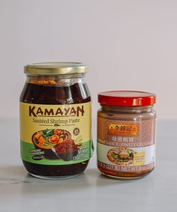 Shrimp Paste and Shrimp Sauce, thewoksoflife.com