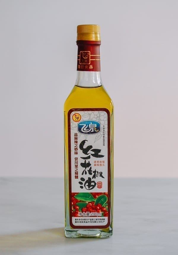 Sichuan Peppercorn Oil, thewoksoflife.com