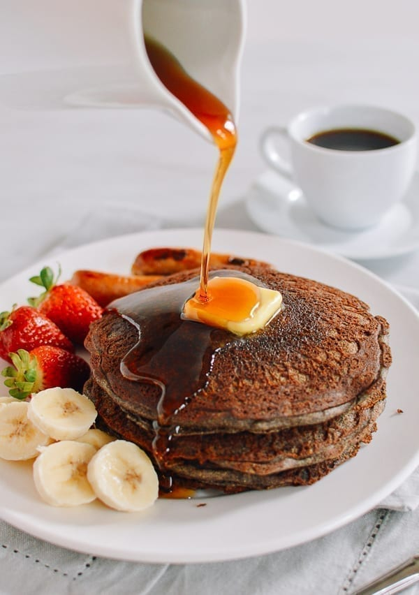 Buckwheat Pancakes Gluten Free The Woks Of Life