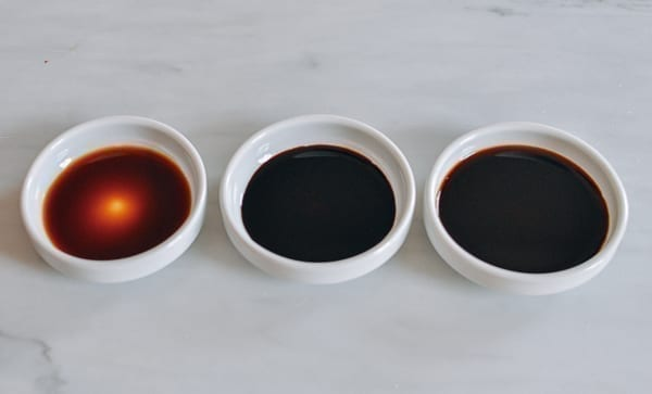 Soy sauce comparison, thewoksoflife.com