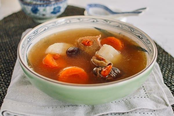 Cantonese Pork Soup, thewoksoflife.com
