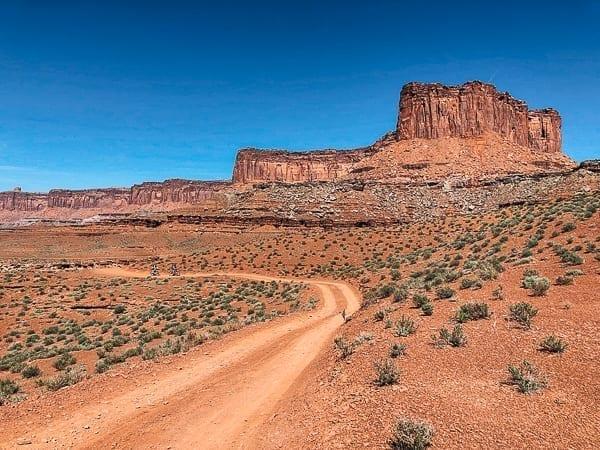 Moab Canyonlands White Rim trail by thewoksoflife.com