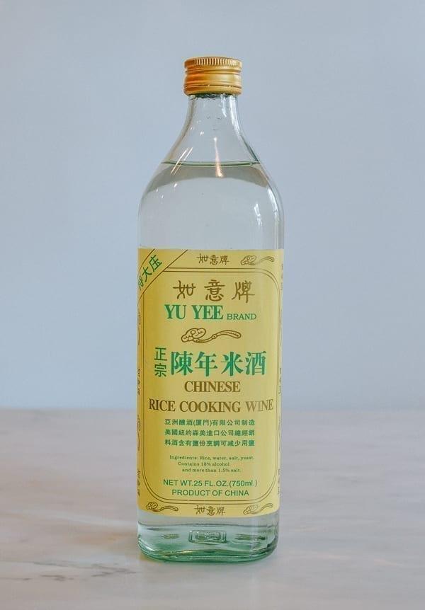 Chinese Clear Rice Wine, thewoksoflife.com