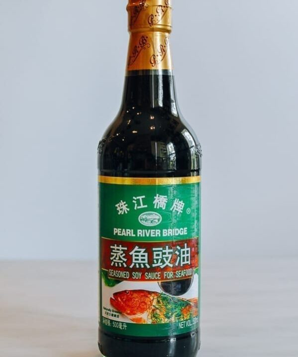 Chinese seasoned soy sauce for seafood, thewoksoflife.com