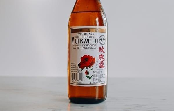 Chinese Rose Wine (Mei Kwei Lu), thewoksoflife.com