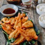 Fantail Shrimp, thewoksoflife.com