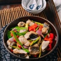 Fish Stir-fry, thewoksoflife.com