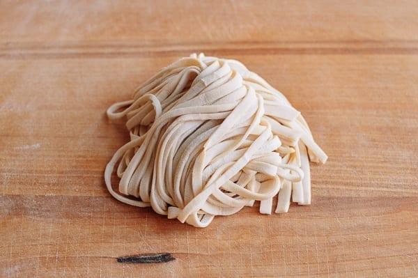Handcut noodle bundle, thewoksoflife.com