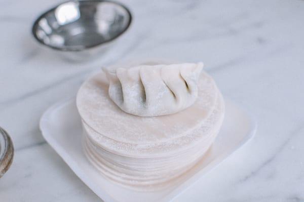 Pleated dumpling, thewoksoflife.com