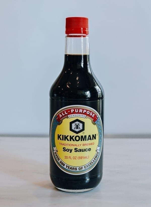 Kikkoman Japanese Soy Sauce, thewoksoflife.com