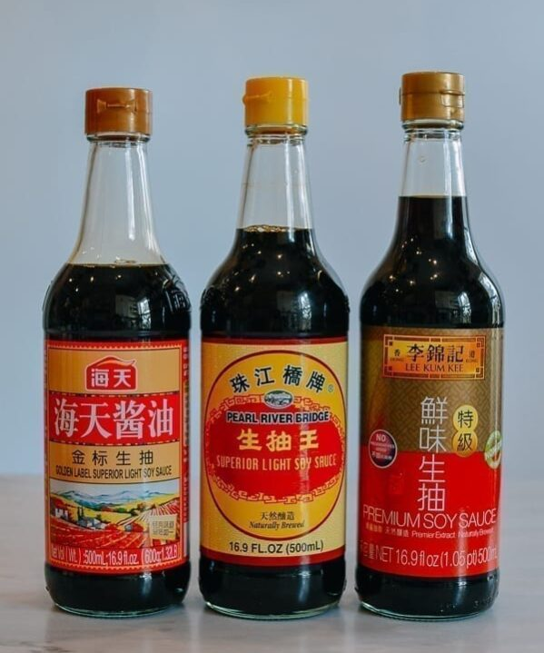 Chinese Light Soy Sauce Bottles, thewoksoflife.com