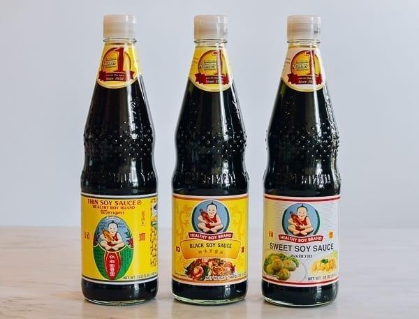 Thai Soy Sauces