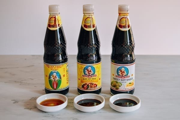 Thai soy sauces, compared, thewoksoflife.com