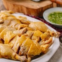 Chinese Poached Chicken, thewoksoflife.com