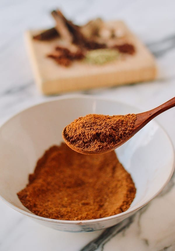 Five Spice Powder Recipe, thewoksoflife.com