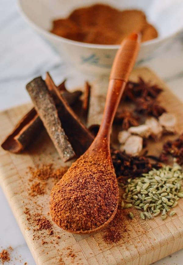 Homemade Five Spice Powder, thewoksoflife.com