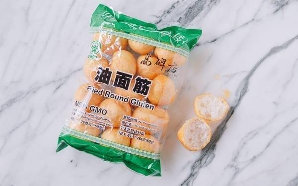 Chinese fried gluten balls, thewoksoflife.com