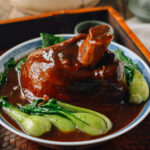 Chinese Braised Ti Pang (Pork Shank), thewoksoflife.com