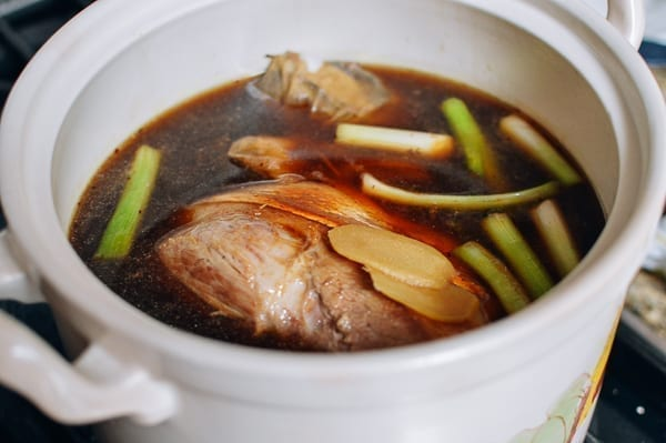 Ti Pang with braising liquid, thewoksoflife.com