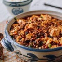 Vegan Mapo Tofu, thewoksoflife.com