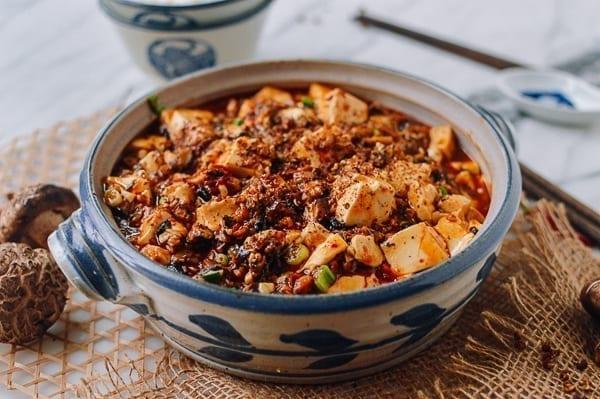 Vegetarian Mapo Tofu, thewoksoflife.com