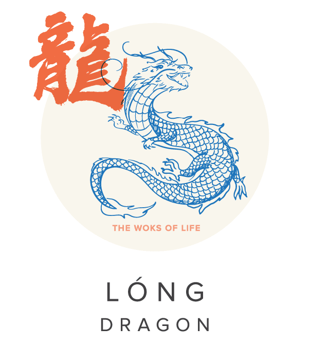 The Woks of Life Chinese Zodiac Dragon