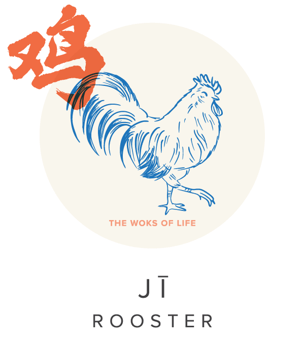 The Woks of Life Chinese Zodiac Rooster