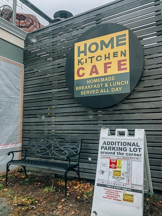 Home Kitchen Cafe in Rockland, Maine, thewoksoflife.com