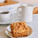 Apple Cinnamon Coffee Cake, thewoksoflife.com