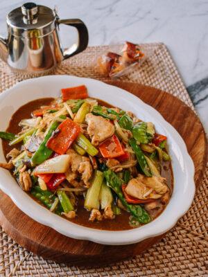 Chicken Chop Suey, thewoksoflife.com