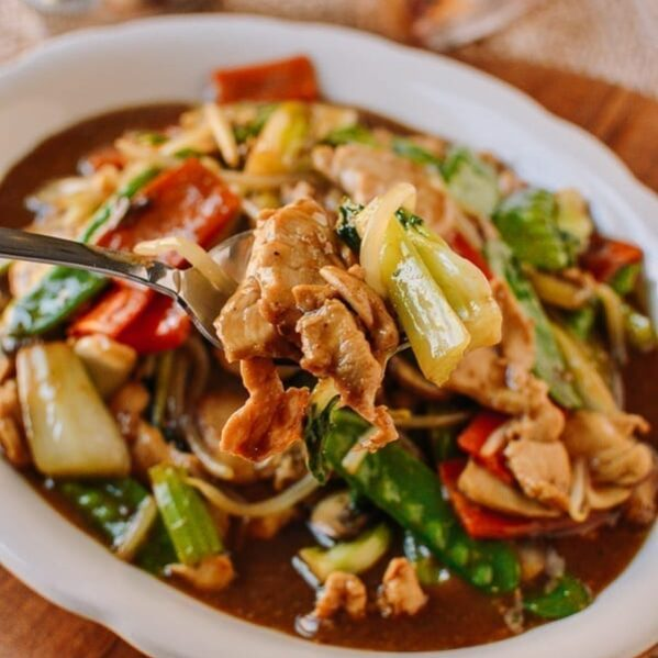 Chicken Chop Suey, thewoksoflife.com