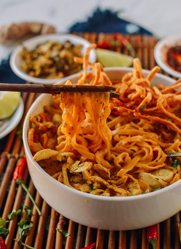 Chicken Khao Soi, thewoksoflife.com