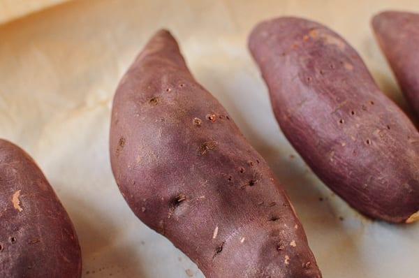 Baked Japanese Sweet Potato, thewoksoflife.com