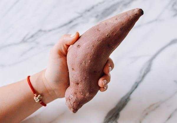 Japanese sweet potato, thewoksoflife.com