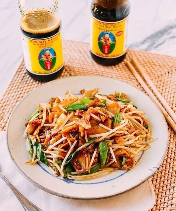 Poor Man's Thai Noodles, thewoksoflife.com