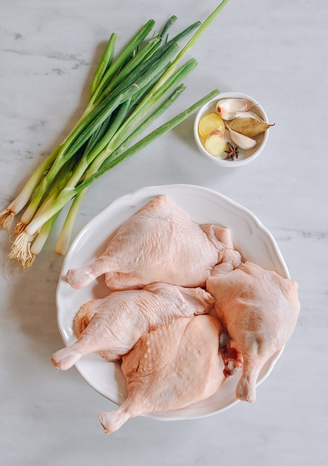 Duck legs and aromatics, thewoksoflife.com