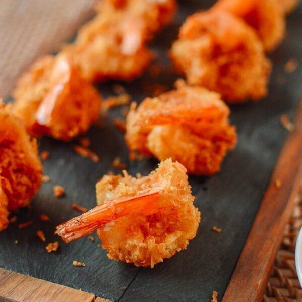 Coconut Shrimp, thewoksoflife.com