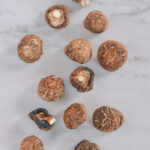 How to Dry Mushrooms, thewoksoflife.com