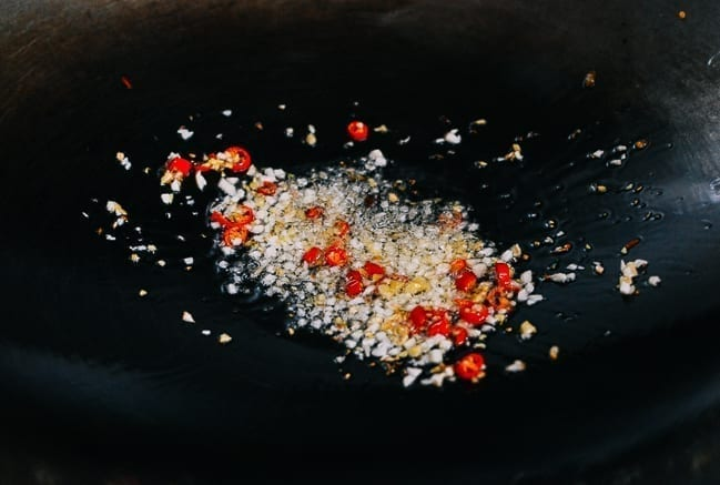 Ginger, garlic, and chilies, thewoksoflife.com