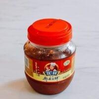 Jar of Doubanjiang (spicy bean sauce), thewoksoflife.com
