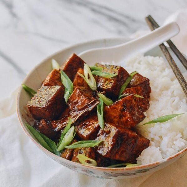 Vegan 1-2-3-4-5 Tofu, thewoksoflife.com