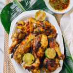 Thai Grilled Chicken (Gai Yang), thewoksoflife.com