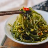 Chinese seaweed Salad, thewoksoflife.com