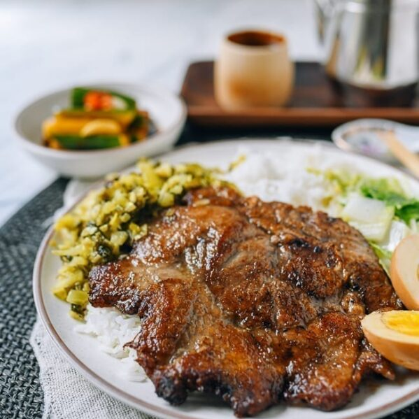 Taiwan pork chop recipe, thewoksoflife.com