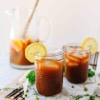 Tamarind Iced Tea, thewoksoflife.com