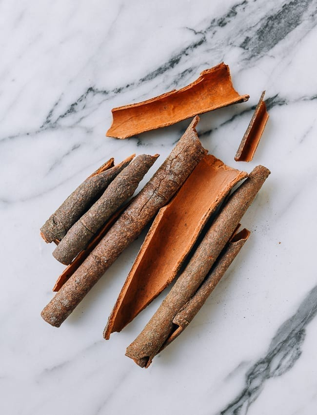 Chinese Cinnamon Bark