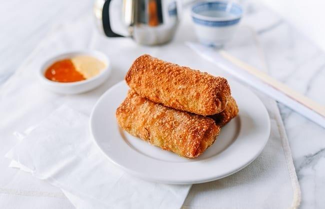 Egg Rolls, thewoksoflife.com