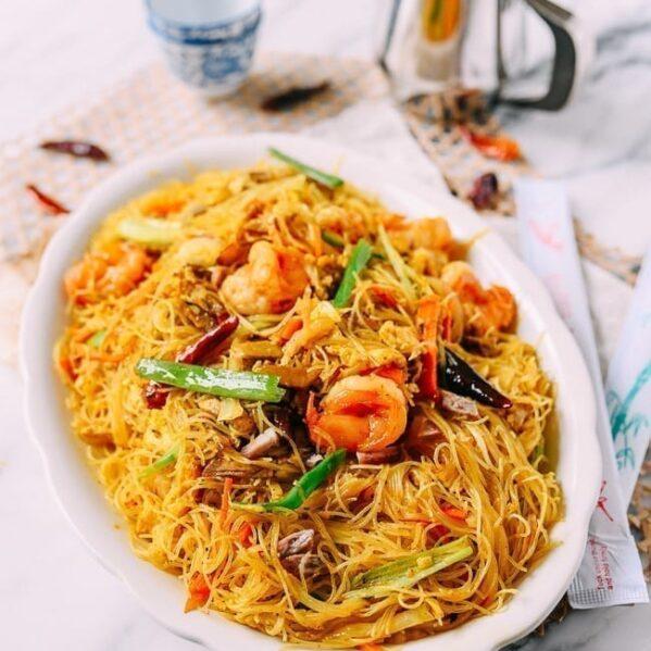 Singapore Noodles, thewoksoflife.com