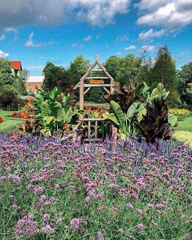 Mohonk Mountain House Gardens, thewoksoflife.com